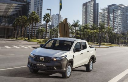 2020 Fiat Strada Endurance Cabine Dupla 1.4 13