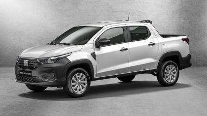2020 Fiat Strada Endurance Cabine Dupla 1.4 3