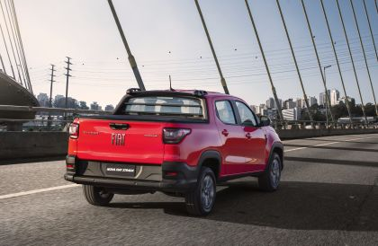 2020 Fiat Strada Freedom Cabine Dupla 1.3 4