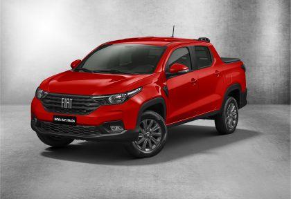 2020 Fiat Strada Freedom Cabine Dupla 1.3 9