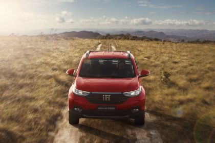 2020 Fiat Strada Volcano Cabine Dupla 1.3 2