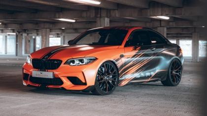 2020 BMW M2 ( F87 ) Competition by JMS Fahrzeugteile 1
