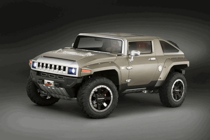 2008 Hummer HX concept 1