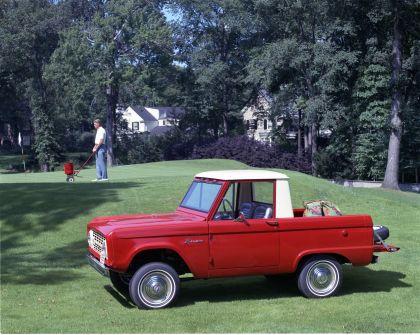 1966 Ford Bronco pickup 5