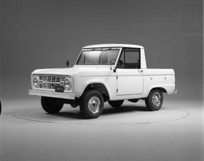 1966 Ford Bronco pickup 10