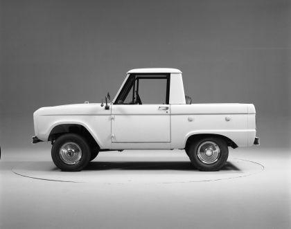 1966 Ford Bronco pickup 11