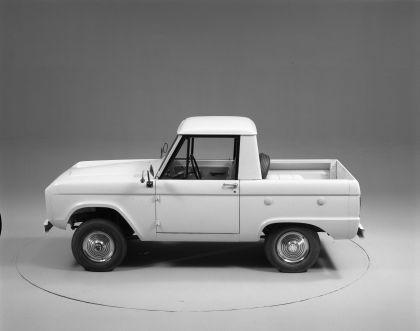 1966 Ford Bronco pickup 16