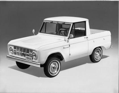 1966 Ford Bronco pickup 21