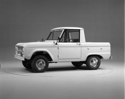 1966 Ford Bronco pickup 22