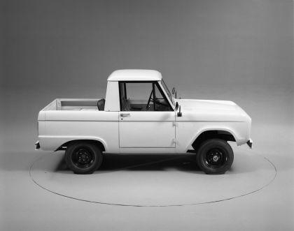 1966 Ford Bronco pickup 29