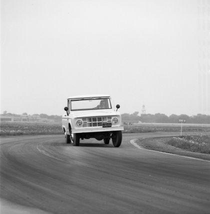 1966 Ford Bronco pickup 46
