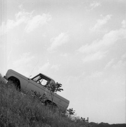 1966 Ford Bronco pickup 47