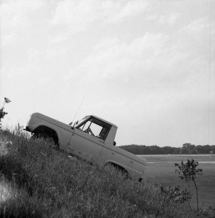 1966 Ford Bronco pickup 55