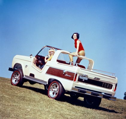 1966 Ford Bronco Dunes Duster concept 2