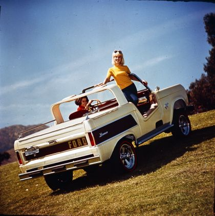 1966 Ford Bronco Dunes Duster concept 3