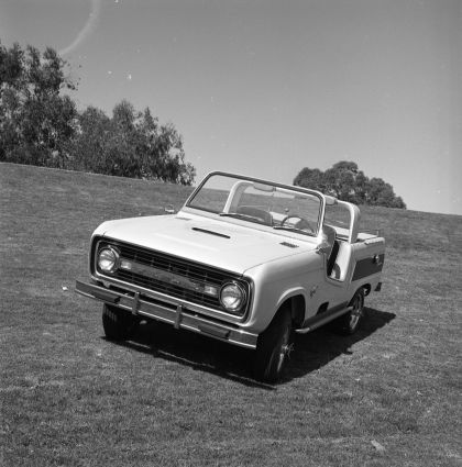 1966 Ford Bronco Dunes Duster concept 4