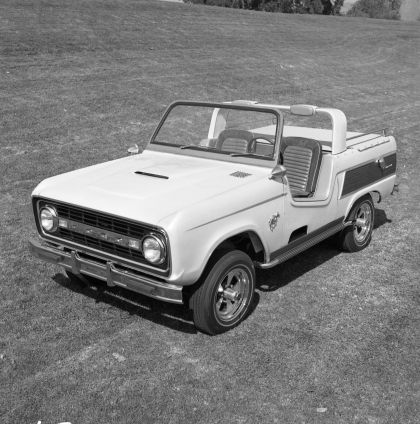 1966 Ford Bronco Dunes Duster concept 7