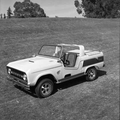 1966 Ford Bronco Dunes Duster concept 8