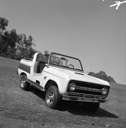 1966 Ford Bronco Dunes Duster concept 10