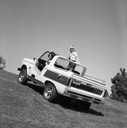 1966 Ford Bronco Dunes Duster concept 12