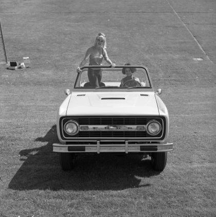 1966 Ford Bronco Dunes Duster concept 13