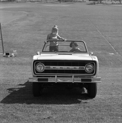 1966 Ford Bronco Dunes Duster concept 14
