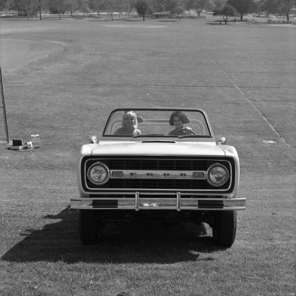 1966 Ford Bronco Dunes Duster concept 15