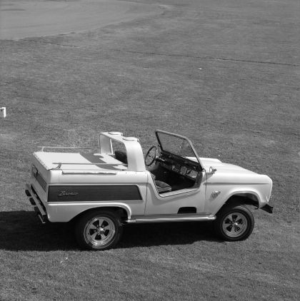 1966 Ford Bronco Dunes Duster concept 16