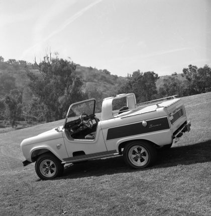 1966 Ford Bronco Dunes Duster concept 18