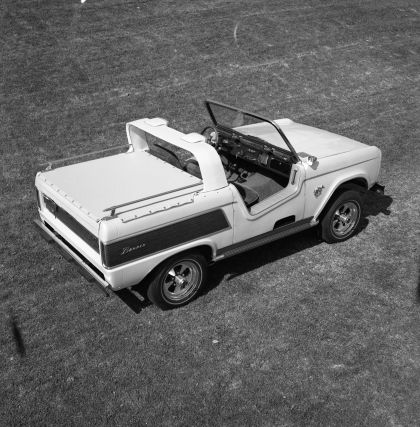 1966 Ford Bronco Dunes Duster concept 19
