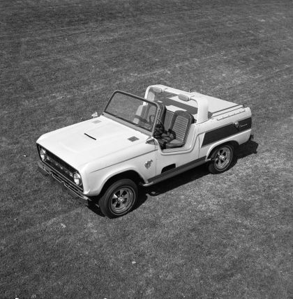 1966 Ford Bronco Dunes Duster concept 20