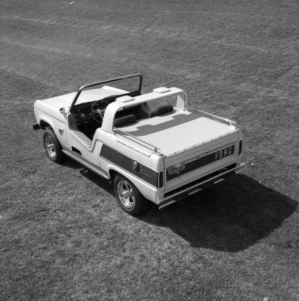 1966 Ford Bronco Dunes Duster concept 22