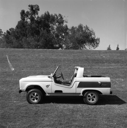 1966 Ford Bronco Dunes Duster concept 25