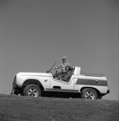 1966 Ford Bronco Dunes Duster concept 26