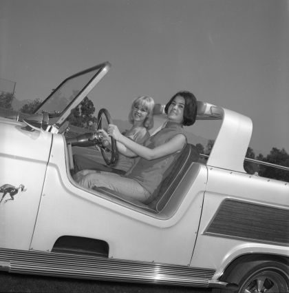 1966 Ford Bronco Dunes Duster concept 38