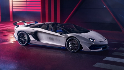 2020 Lamborghini Aventador SVJ Roadster Xago Edition 3