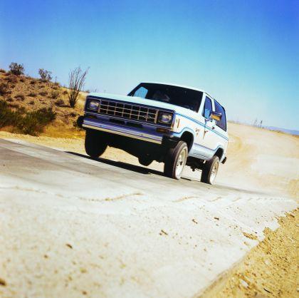 1985 Ford Bronco II 1