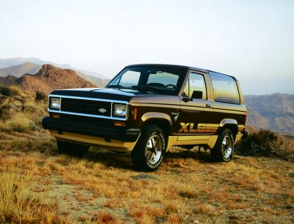 1985 Ford Bronco II 5