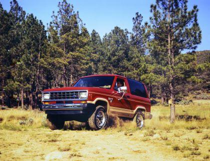 1985 Ford Bronco II 9