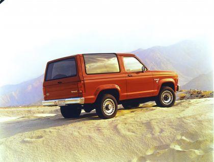 1985 Ford Bronco II 11
