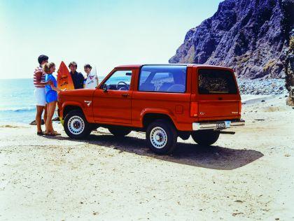 1985 Ford Bronco II 12