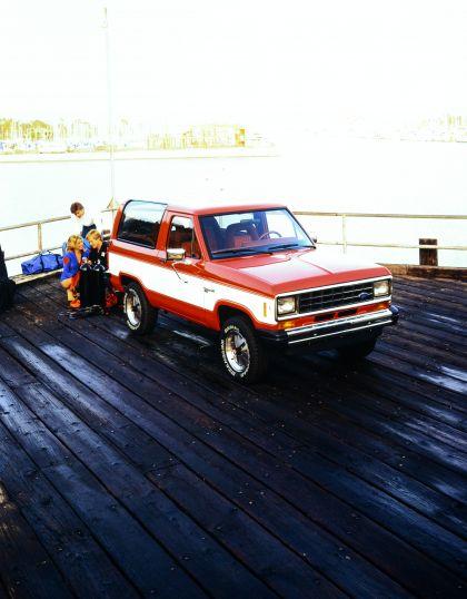 1985 Ford Bronco II 13
