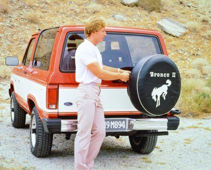 1985 Ford Bronco II 15