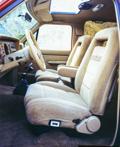 1985 Ford Bronco II 25