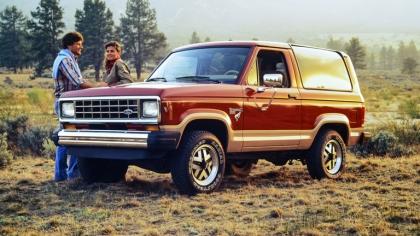 1985 Ford Bronco II 4