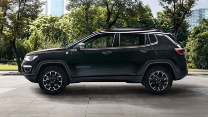 2020 Jeep Compass 4xe First Edition 8