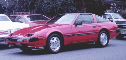 1983 Nissan 300zx 1