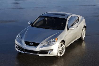 2008 Hyundai Genesis Coupe 2