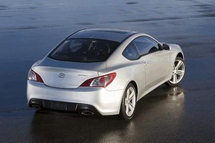 2008 Hyundai Genesis Coupe 3