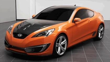 2008 Hyundai Genesis Coupe 17